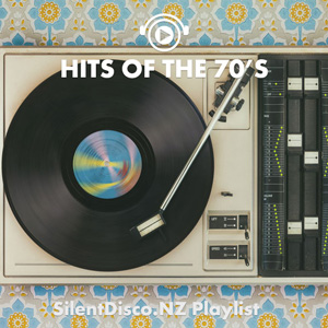 Image link to 70's free Spotify playlist