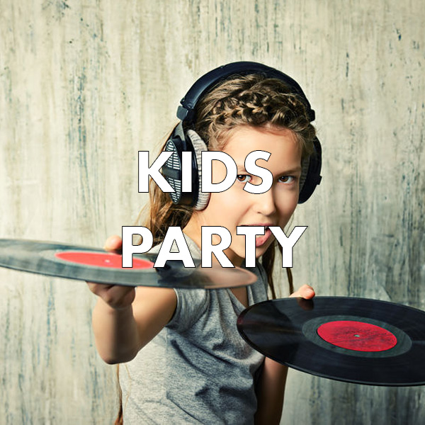 Link to Kids silent disco party packages