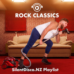 Image link to Rock Classic's free Spotify playlist