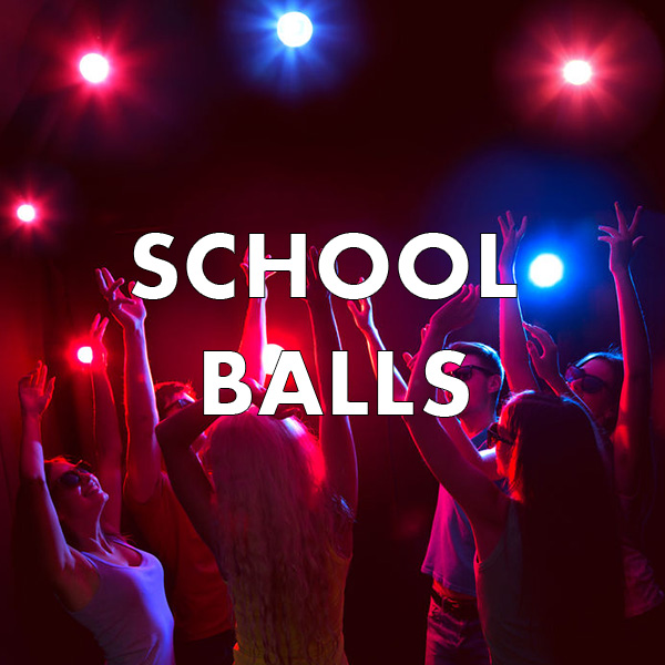 Link to School Ball silent disco packages