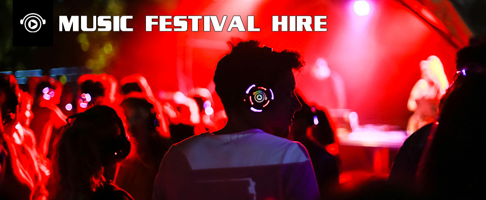 Image of Music Festival Hire