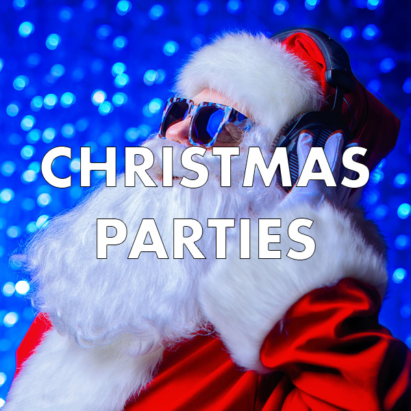 Book A Christmas Silent Disco